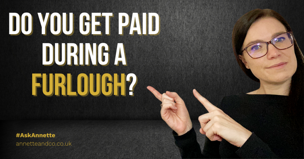 a blog featured image entitled Do You Get Paid During A Furlough?