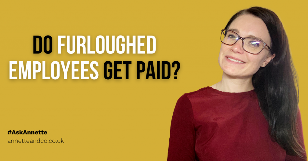 a blog featured image Do Furloughed Employees Get Paid?