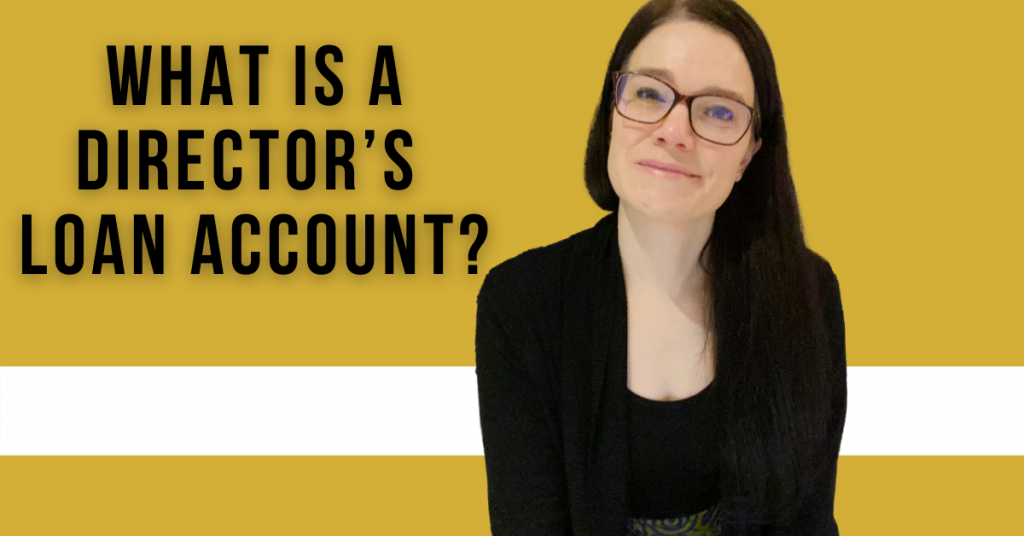 a blog featured image of Annette with a topic title of What is a Director's Loan Account?