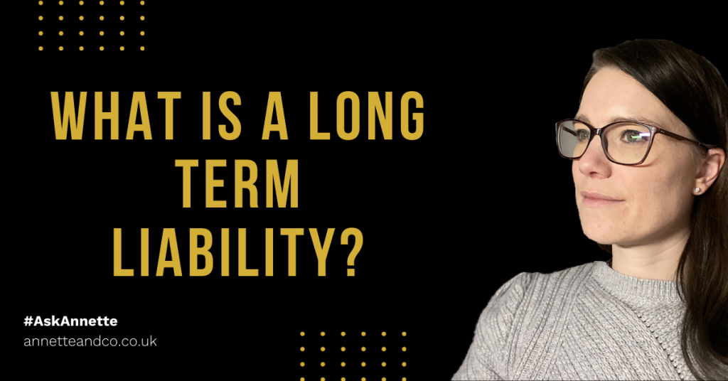 a blog featured image entitled what is long term liability